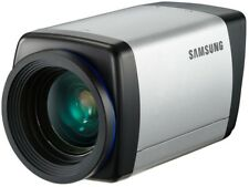 Samsung SCZ-2373P Analog Zoom Body Box CCTV Security Camera 37x Zoom D/N RS-485