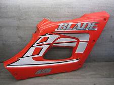 Verkleidung Seitenverkleidung rot rechts TGB-512523 Quad TGB Blade 425