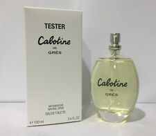 Cabotine De Gres 3.3 / 3.4 Oz EDT Spray Brand New Tester Perfume For Women