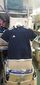 Adidas core t shirt youth black  (please read description))