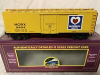 ✅MTH PREMIER MORRELL MEATS 40' STEEL REEFER CAR NEW!