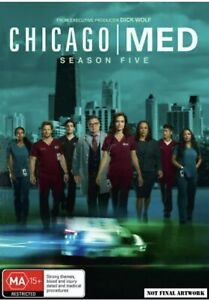 Chicago Med: Season 5 [Region 4] - DVD - Free Shipping. - New