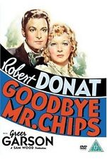 GOODBYE MR CHIPS DVD ROBERT DONAT FILM MOVIE BASED ON JAMES HILTON BOOK