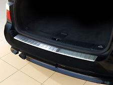 Edelstahl Ladekantenschutz für BMW Serie 5 Touring Kombi E61 2007-2010