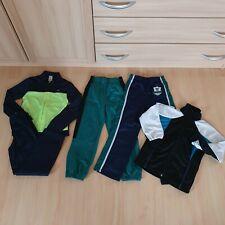 5x Jogginganzug Trainingsanzug Sportanzug Hose Jogginghose Gr 116/122 Paket Set