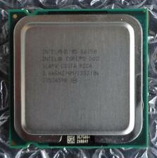 Intel SLA9V E6750 Core 2 Duo 2,66 GHz / 4M / 1333 FSB Socket 775 CPU Processore
