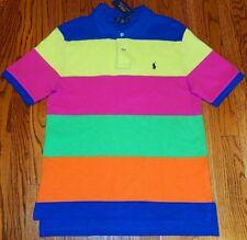 POLO RALPH LAUREN ORIGINAL BOYS BRAND NEW DRESS T-SHIRT Size XL (18-20), NWT