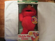 Original 1996 Tickle Me Elmo doll New in the box