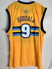 Adidas NBA Jersey Denver Nuggets Andre Iguodala Gold sz 2X