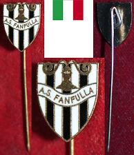 CALCIO FOOTBALL FUTBOL CALCIO SPILLA ITALIA ITALIA ITALY AC AS FANFULLA