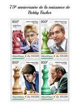 Niger 2018   Bobby Fischer Chess  S201809
