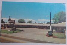 1960'S Photo Postcard Turnpike Motel Princeton West Virginia Rte 219 & 460