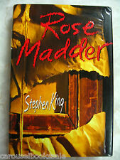 Rose Madder by Stephen King 1st Hardcover US Viking 1995 A96