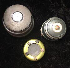Antique Lador Vanity Powder Puff Music Boxes-For Parts & Repair-Estate