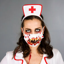 Zombie Costume Accessory Creepy Mouthguard Zombie Op Costume Outfit