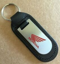 NEW Honda key ring, key fob, Genuine Leather, Bike, Motor Bike, Motorcycle