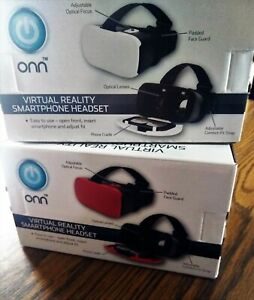 BRAND NEW: ONN Virtual Reality Smartphone Headset Accessory