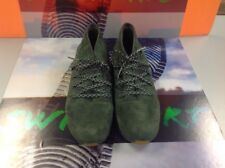 Under Armour Veloce Mid Suede Size 13 Men's 1296614-357 Olive Green Leather