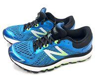 NEW Men's New Balance 1260v7 Bolt Blue Running Shoes M1260BG7 Sz 8 2E Wide $159