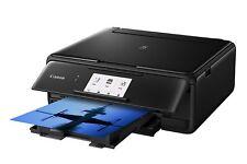 Canon TS8120 PIXMA Black Wireless Inkjet All-In-One Printer