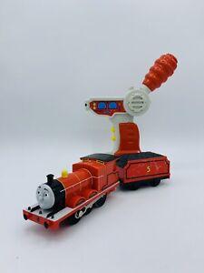 2007 R/C JAMES Trackmaster Remote Control Thomas Tank Engine Friends Train