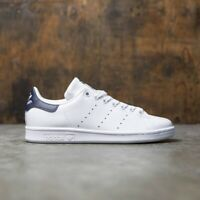 Adidas Originals Stan Smith 💙 MEN Athletic Tennis Casual Sneaker White Shoe