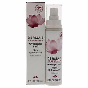 Overnight Peel by Derma-E for Unisex - 2 oz Cream