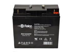 Raion12V 22AH 6FM22 6-FM-22 Sealed Lead Acid Rechargeable Deep Cycle Battery
