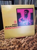 Pat Martino Desperado, Rare Prestige Original 1970 pressing, Van Gelder