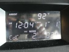 2004 KIA AMANTI AUDIO DISPLAY SCREEN CENTER DASH INSTRUMENT DISPLAY LCD MONITOR