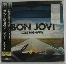 BON JOVI - Lost Highway + 4 JAPAN SHM MINI LP CD OBI NEU! UICY-94555