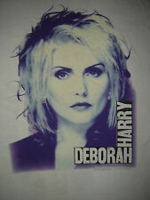 Vintage Concert T-Shirt  DEBORAH DEBBIE HARRY BLONDIE 87 NEVER WORN NEVER WASHED