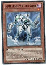 Imperatore Meklord Wisel YU-GI-OH! SP13-IT047 Ita COMMON STARFOIL 1 Ed.