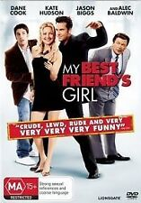 My Best Friend's Girl-DVD LIKE NEW CONDITION FREE POSTAGE AUSTRALIA WIDE