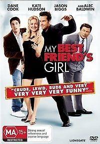 My Best Friend's Girl (DVD, 2009) Region 4 - Ex-rental - Kate Hudson, Dane Cook