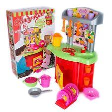 Bambini giocattolo per cucina giochi di simulazione, prescuola Set di cottura del cibo Bambini Playset Accessori Nuovo
