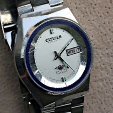 Citizen Automatic gn-4w-s Watch Crystal Seven Working 31mm 71-241 8