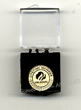 Lifetime Membership Girl Scout PIN Diamond NEW-BOX, Adult Leader Collector GIFT