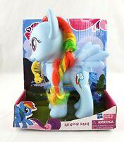 "My Little Pony Rainbow Dash 8"" Action Figure Doll Hasbro Toy MLP"