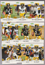 2008 PITTSBURGH STEELERS 40 Card Lot w/ Score Team Set 22 SUPER BOWL CHAMPS !