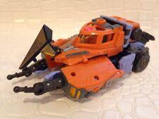 2004 Transformers Energon Landmine Action Figure MISSING TOW BEHIND PIECE