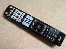 GENUINE LG 3D & NETCAST TV REMOTE   ABK72914031, AKB72914020 LX9500, 55LX9500...