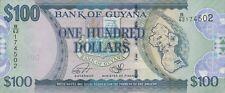 Guyana 100 Dollars 2016 (1)