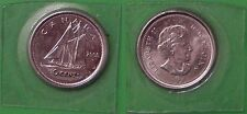 2006 Canada Dime Sealed in Cellophane