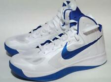 Nike Mens Hyperfuse TB Basketball Shoes WHITE/BLUE 525019 109 SIZE 12 (30CM)