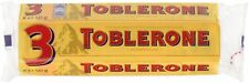 TOBLERONE SWISS MILK CHOCOLATE, HONEY, ALMOND NOUGAT (9 x 1.76oz bars (9 x 50g))
