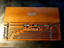 "Starrett Model #124DZ Inside Micrometer Caliper, 2""-32"""