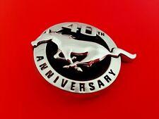 40th Anniversary Mustang Emblem Set Replace OEM Ford Fender Badge BOTH LH /& RH