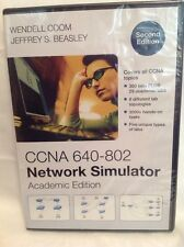 CCNA 640-802 Network Simulator, Academic Edition Multimedia CD, Second Ed.  C24