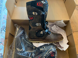 Gaerne Balance Oiled Boots Brown 12